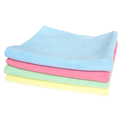 Light Duty Economy Microfibre Cloth 16x16