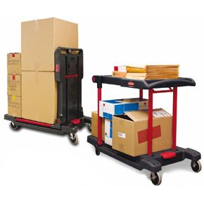 Convertible Utility Cart and Platform Trolley - FG4300