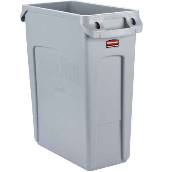 Slim Jim 60 Litre (23 Gal) Container with Venting Channels