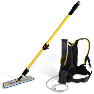 Microfibre Floor Cleaning Systems