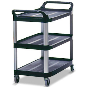 3 Tier Utility Cart - Service Trolley FG4091