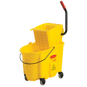 WaveBrake Side Press Combo 33L (35Qt) Mop Bucket
